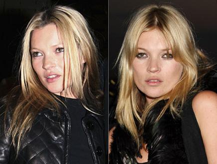 קייט מוס- טעויות שיער (צילום: Elisabetta Villa, GettyImages IL)