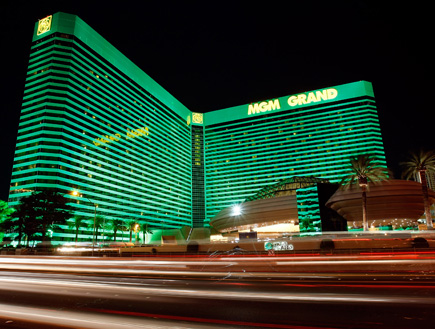 MGM Vegas getty (צילום: אימג'בנק/GettyImages, Getty images)