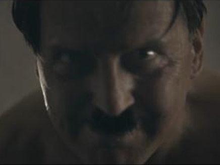 פרסומת למניעת איידס עם היטלר