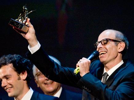 הסרט לבנון זכה בפרס הראשון בפסטיבל ונציה (צילום: AP)