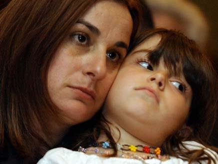 נועה ורונה רמון (צילום: AP)