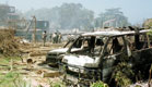הפיגוע בקניה, 2002 (צילום: AP)