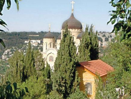 טיול בירושלים: עין כרם  (צילום: גלובס)