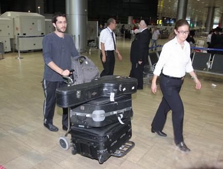 """רן דנקר ואריק ברמן טסים לחו""""ל (צילום: שוקה כהן)"""