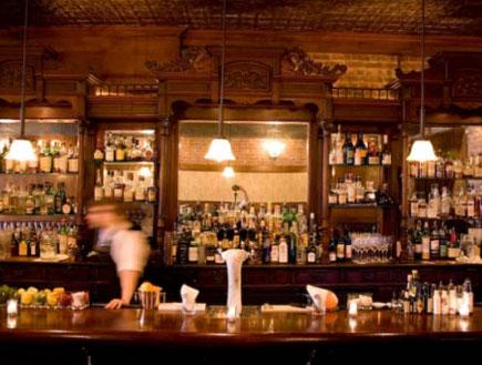 ניו יורק: מועדון תלתן (צילום: האתר הרשמי)