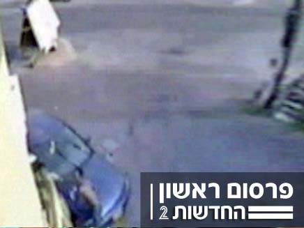 דריסה למוות ברחובות (צילום: חדשות 2)