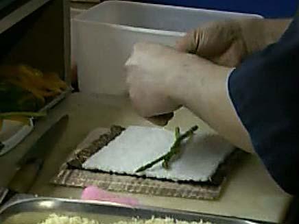 סושי (צילום: חדשות 2)