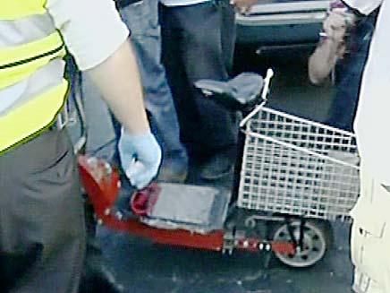 הרוג בתאונת קורקינט (צילום: חדשות 2)