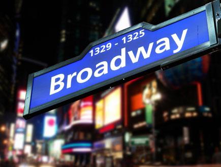 ניו יורק: ברודווי