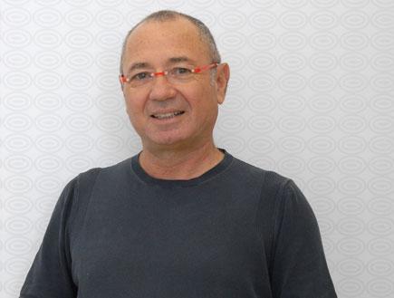 מאיר רסין מאופטיקנה (צילום: אייל יצהר, באדיבות גלובס)