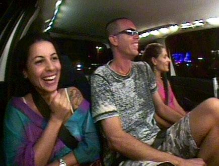 האוירון, המונית והמורה לערבית (תמונת AVI: מונית הכסף)