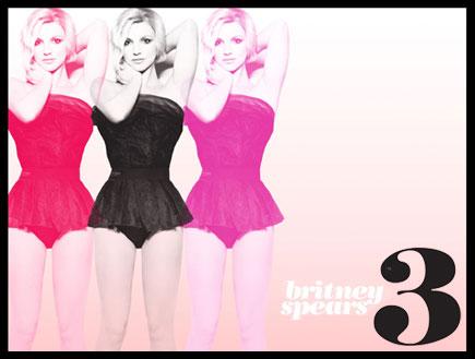 """בריטני ספירס בסינגל חדש - """"3"""" (צילום: mako)"""