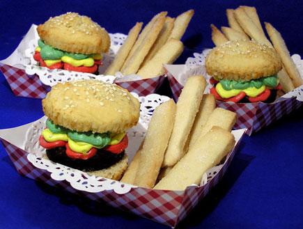 ארוחת ילדים מתוקה של פיית העוגיות (צילום: פיית העוגיות)
