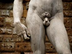 פסל דוד (צילום: istockphoto)