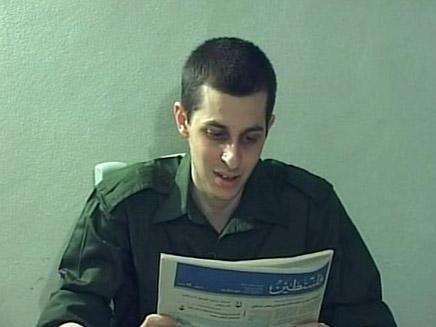 החייל החטוף גלעד שליט (צילום: חדשות 2)