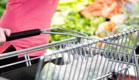 עגלת קניות בסופר (צילום: istockphoto)