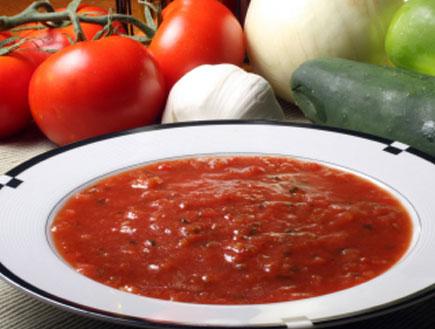 מרק עגבניות - מרקים (צילום: Nell Redmond, Istock)
