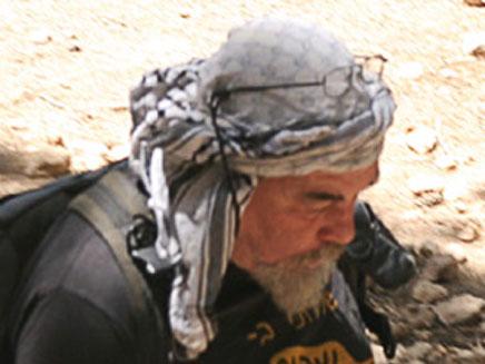 ניר גור המטייל שנורה (צילום: חדשות 2)