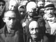 אסירים בשואה. ארכיון (צילום: חדשות 2)