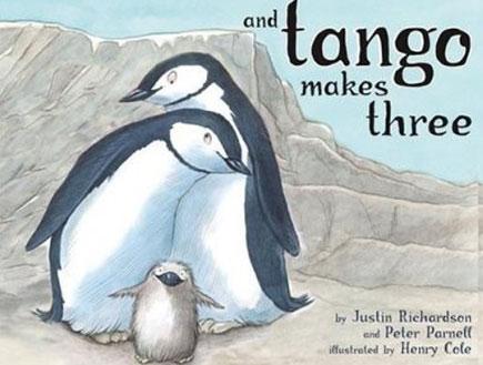 פינגווינים- ספר (צילום: mako)