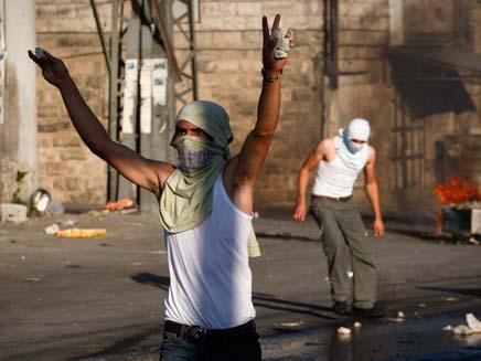מהומות בירושלים (צילום: AP)