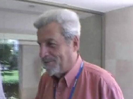 פרופסור יקיר אהרונוב (צילום: גלעד שלמור)
