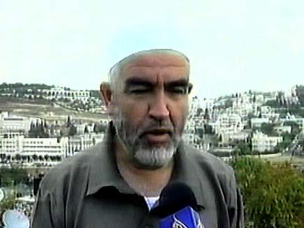 ראאד סלאח (צילום: חדשות 2)