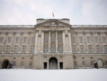לונדון: ארמון בקינגהם (צילום: Dan Kitwood, GettyImages IL)