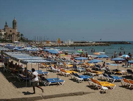 חוף הים בברצלונה
