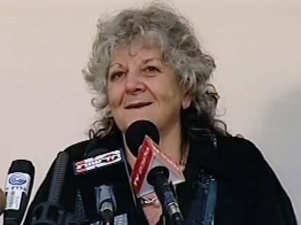 פרופ עדה יונת זוכת פרס נובל לכימייה (צילום: חדשות 2)