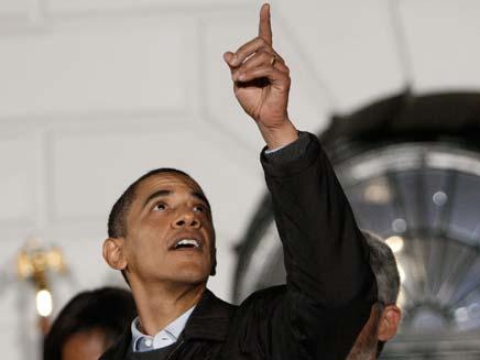 האם אובמה הוא האנטי קרייסט? (צילום: AP)