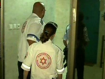 ברעננה בן רצח את אימו (צילום: חדשות 2)