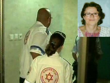 """ארינה מרגוליס ז""""ל, ההרוגה מרעננה (צילום: חדשות 2)"""
