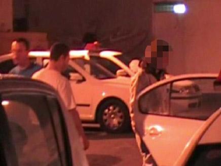 החשוד ברצח אימו ברעננה (צילום: חדשות 2)