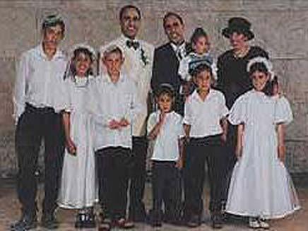 משפחת שבו (צילום: ערוץ 7)