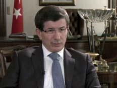 שר החוץ דבוטאולו. ארכיון (צילום: חדשות 2)