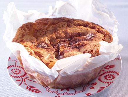 עוגת לימונדה ווניל (צילום: עוגות ברגע, הוצאת כנרת)