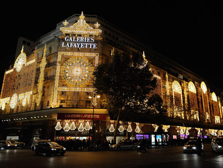 גאלרי לאפייט בפריז (צילום: אימג'בנק/GettyImages, getty images)