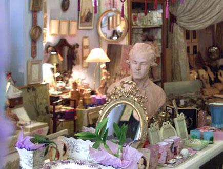 מגמזואל וגאס, חנות פריזאית (צילום: האתר הרשמי)