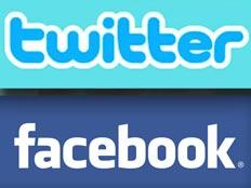 טוויטר ופייסבוק. ישראל המובילה בעולם (צילום: חדשות 2)