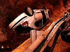 תאונת דרכים בצפון