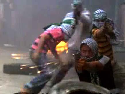 פלסטינים מתוך הסדרה הטורקית אייריליק (צילום: חדשות 2)