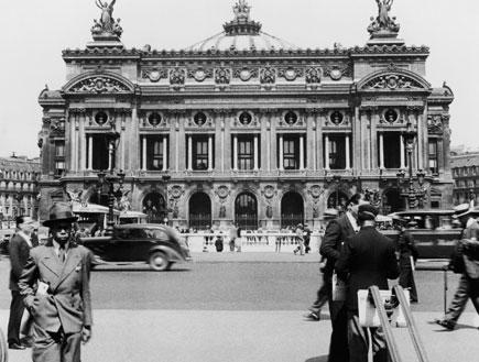 בית האופרה בפריז 1935 (צילום: Lionel Green, GettyImages IL)