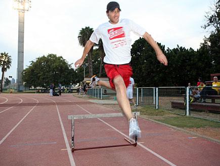 מירוץ נייקי - אמיר פיי גוטמן (צילום: אורי אליהו)
