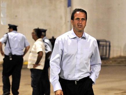 רוני לוי. המועמד המוביל לאמן את מכבי (אלעד ירקון) (צילום: מערכת ONE)