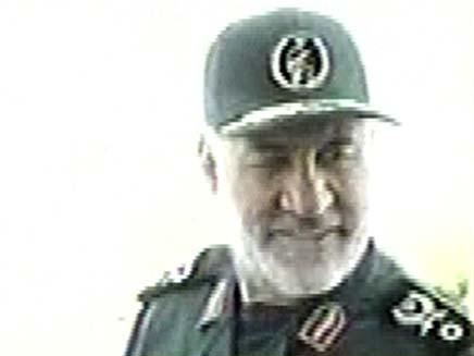 נור עלי שושתרי סגן מפקד כוחות היבשה במשמרות המהפכה (צילום: חדשות 2)