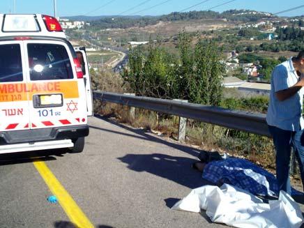 תאונה קטלנית. ארכיון (צילום: חדשות2)