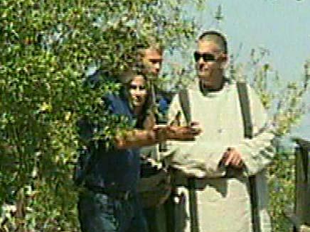 """שגיא בשן בתקופת התנ""""ך (צילום: חדשות 2)"""