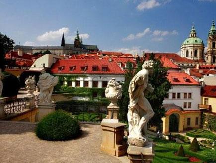 מלון אריה, פראג (צילום: האתר הרשמי)
