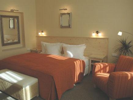 מלון יוניטס, פראג (צילום: האתר הרשמי)